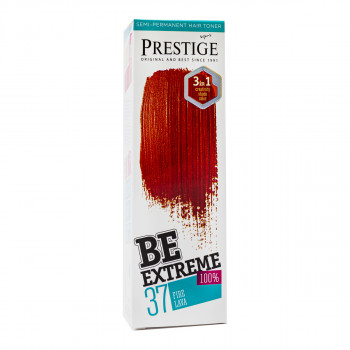BE EXTREME HAIR TONER BR 37 FIRE LAVA