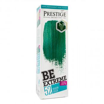 BE EXTREME HAIR TONER BR 52 DRAGON GREEN