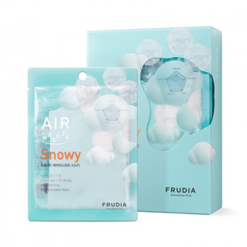 Frudia AIR Mask 24 Snowy 25ml