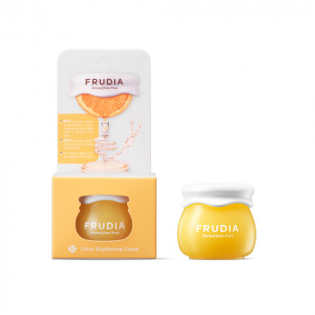 Frudia Citrus Brighteningl Cream Jar 10gr
