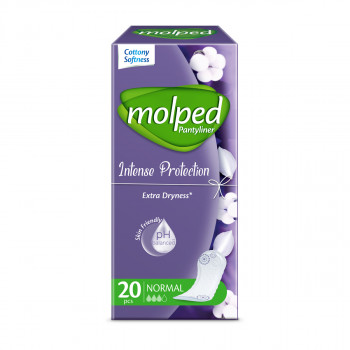 MOLPED ULOŠCI INTENSE PROTECTION 20(24) lila