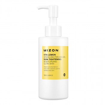 Mizon Vita Lemon Sparkling Peeling Gel 145gr