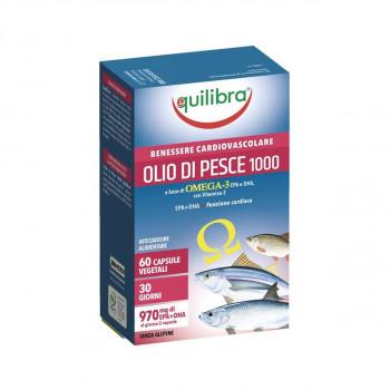 EQ FISH OIL/OLIO DI PESCE 1000 60 CAPS