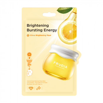 Frudia Citrus brightening mask 20ml