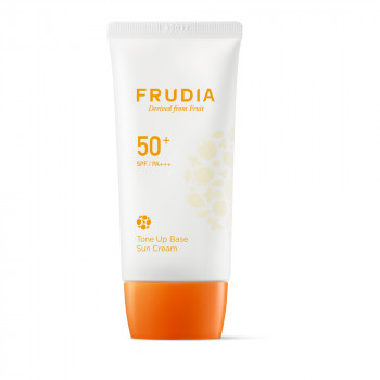 Frudia Tone Up Base Sun Cream 50gr