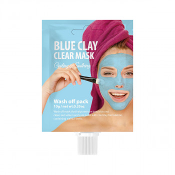 SHE'S LAB BLUE CLAY CLEAR MASK 10g