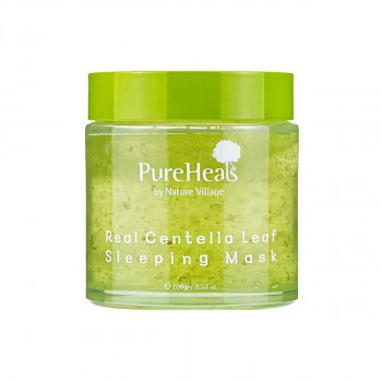 Pureheals Real Centella Leaf Sleeping Mask 100ml