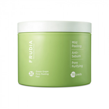 Frudia Greengrape Pore Peeling Pad Jar 70pads/170ml