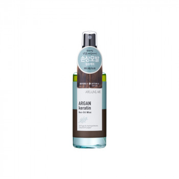 Around me Argan Keratin Hair Oil Mist 108ml