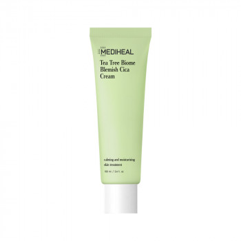 Mediheal Tea Tree Biome Blemish Cica Cream 100ml