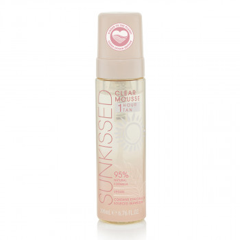 SK CLEAR MOUSSE 1 HOUR TAN 200ml