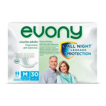 Evony pelene za odrasle M A30 (40-70kg)