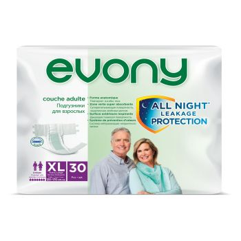 Evony pelene za odrasle XL A30 (>100kg)