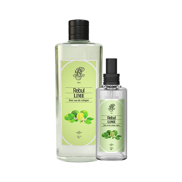 REBUL KOL.VODA 100ML LIME