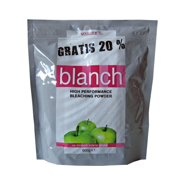 SELECTIVE BLANŠ 600GR+20% GRATIS