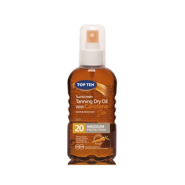 TT 1567 CAROTEN DRY OIL SPF20 180ml