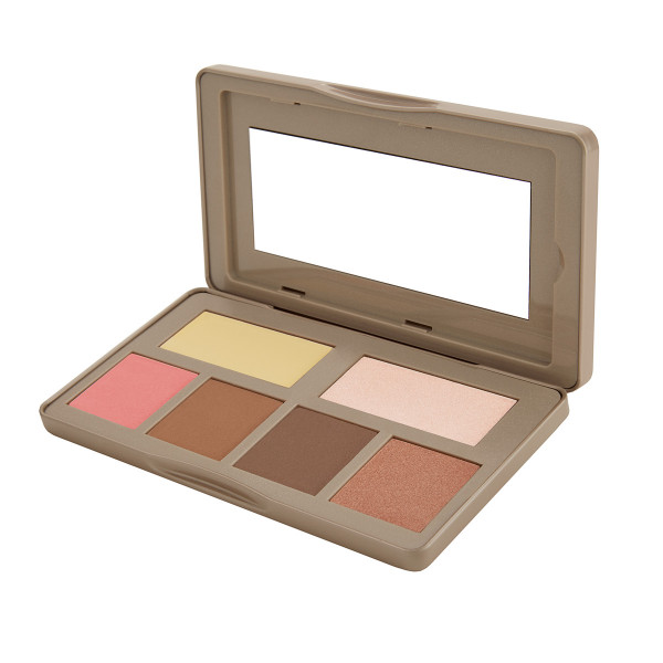 BH 2000-021 Nude Rose Sculpt&Glow set