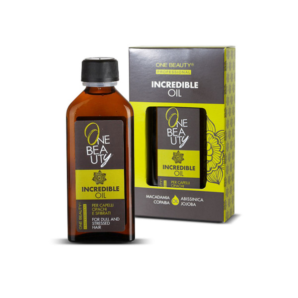 ONE BEAUTY INCREDIBLE OIL 100ML