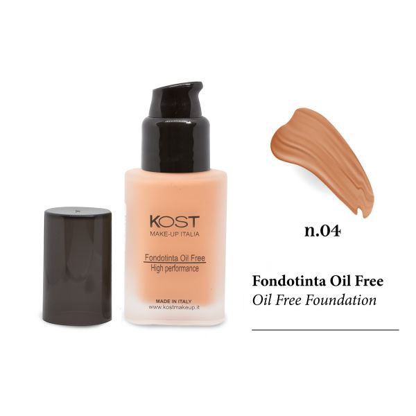 KOST OIL FREE PUDER 04