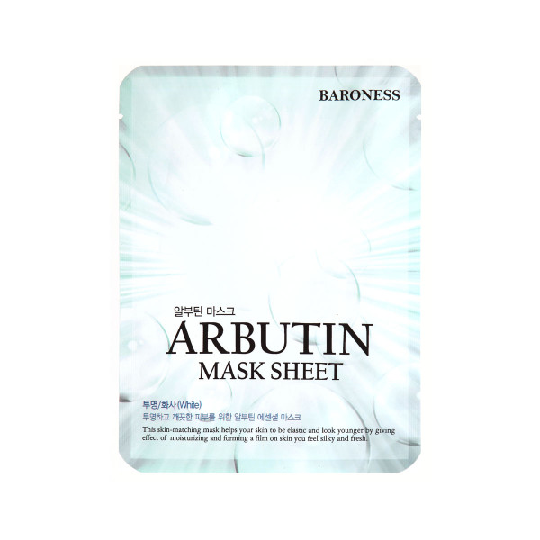BARONESS MASK SHEET ARBUTIN