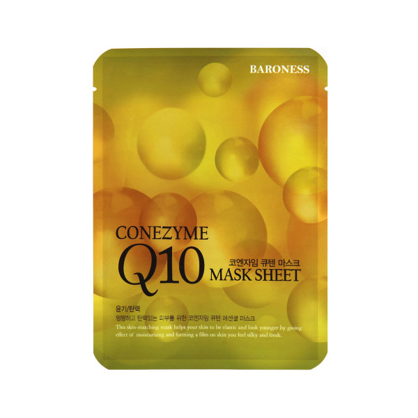 BARONESS MASK SHEET Q10