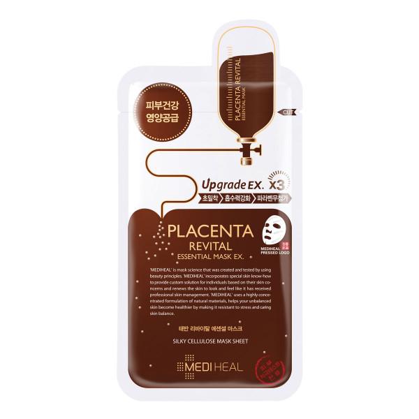 Mediheal Placenta Revital Essential Mask EX PL