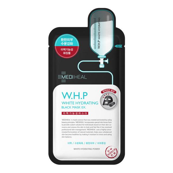 Mediheal W.H.P White Hydranting Black Mask EX