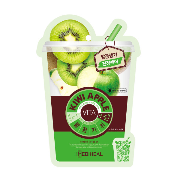 Mediheal Vita Mask Kiwi Apple