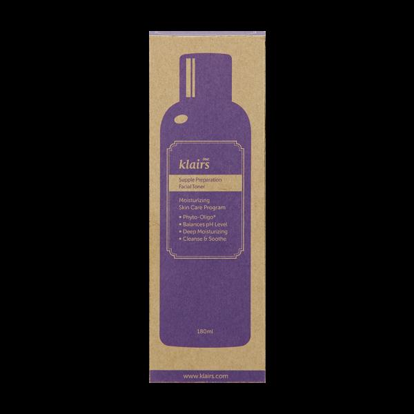KLAIRS Supple Preparation Facial Toner 180ml