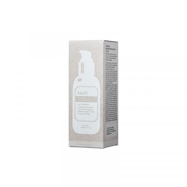 KLAIRS Rich Moist Sooting Serum 80ml