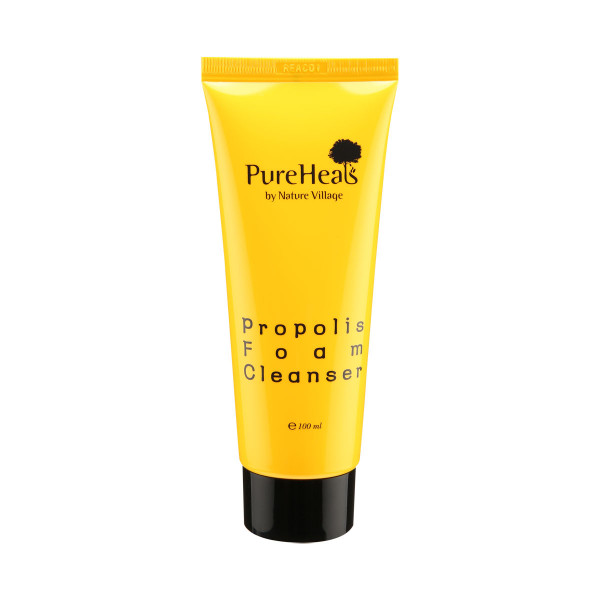 Pureheals Propolis Foam Cleanser 100ml