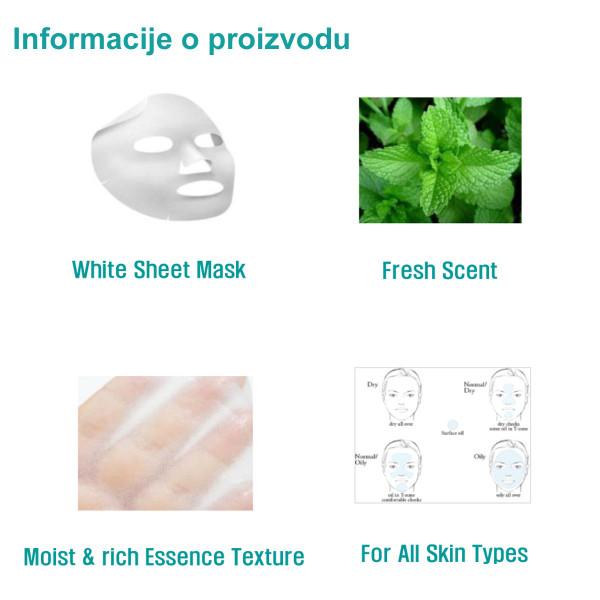 CLIV Max Hyaluronic Propolis Mask 25gr