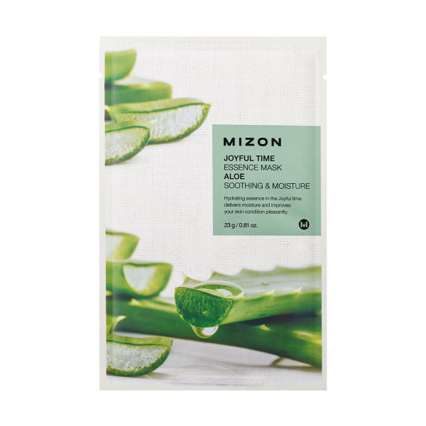 Mizon Joyful Time Essence Mask Aloe 23 gr