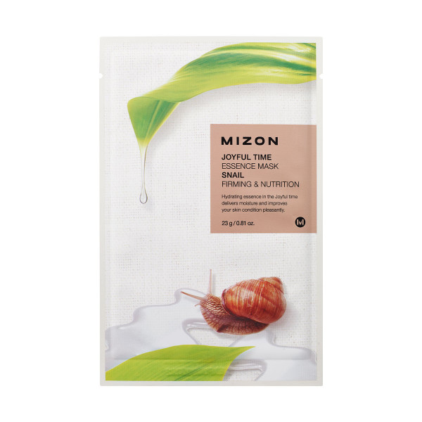 Mizon Joyful Time Essence Mask Snail 23 gr