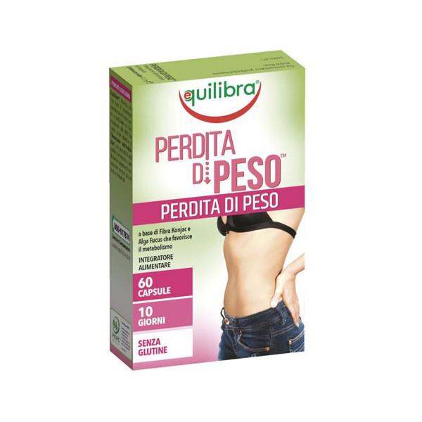 EQ LOSE WEIGHT/PERDITA DI PESO 60 CAP