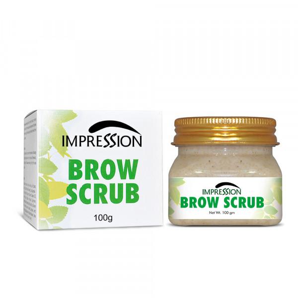 IMPRESSION BROW SCRUB 100g