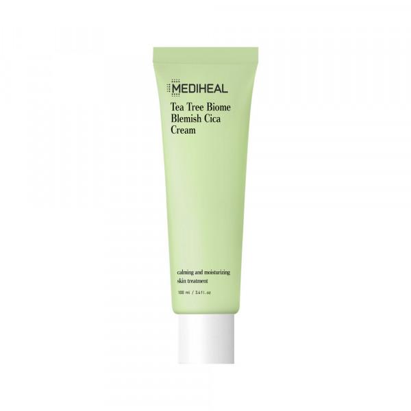 Mediheal Tea Tree Biome Blemish Cica Cream 100ml
