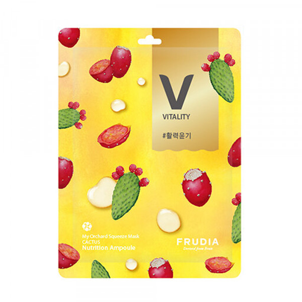 Frudia My Orchard Squeeze Mask Cactus 20ml