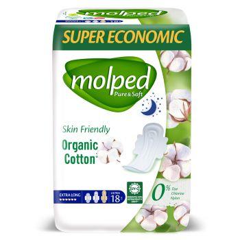 MOLPED PURE&SOFT NIGHT 18(16) SUPER ECONOMIC