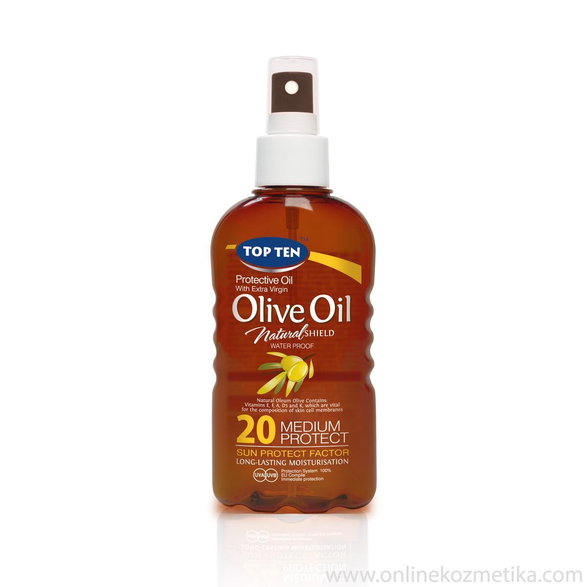 TT 1439 OLIVE S.C.OIL F20 180ml
