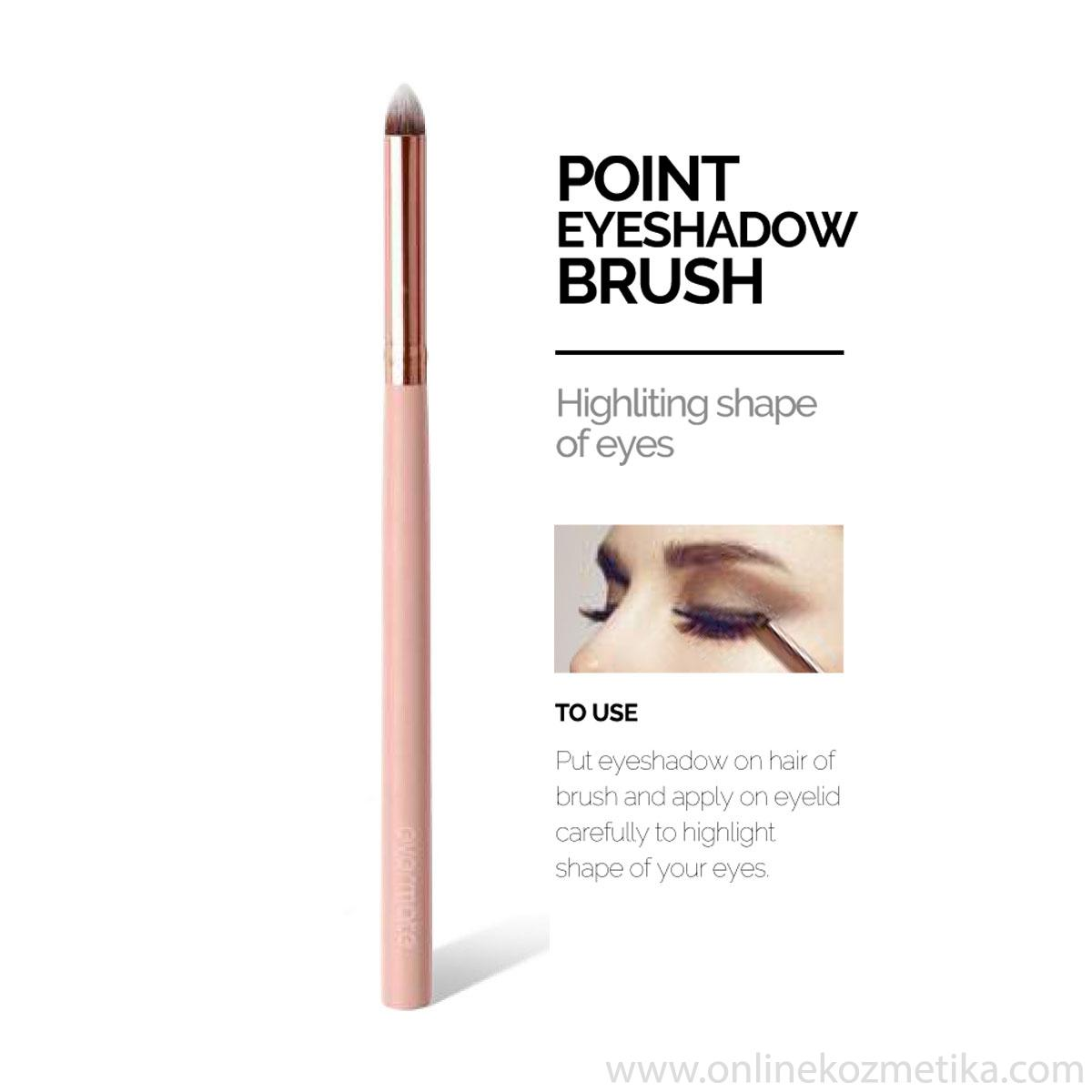 EM POINT EYESHADOW BRUSH