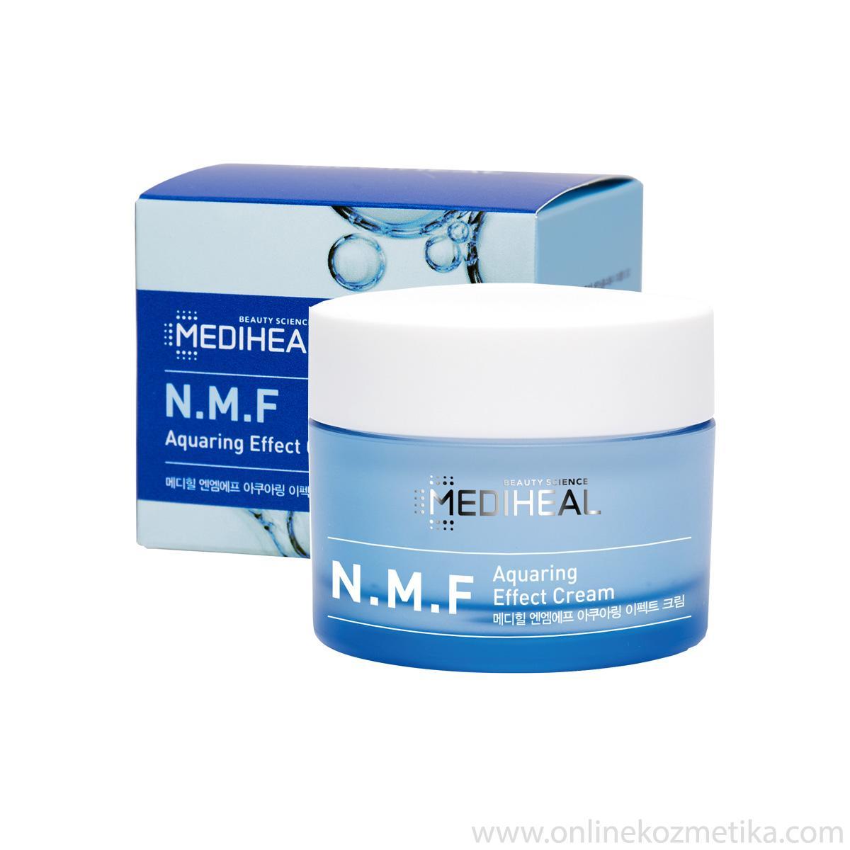 Mediheal N.M.F Aquaring Effect Cream