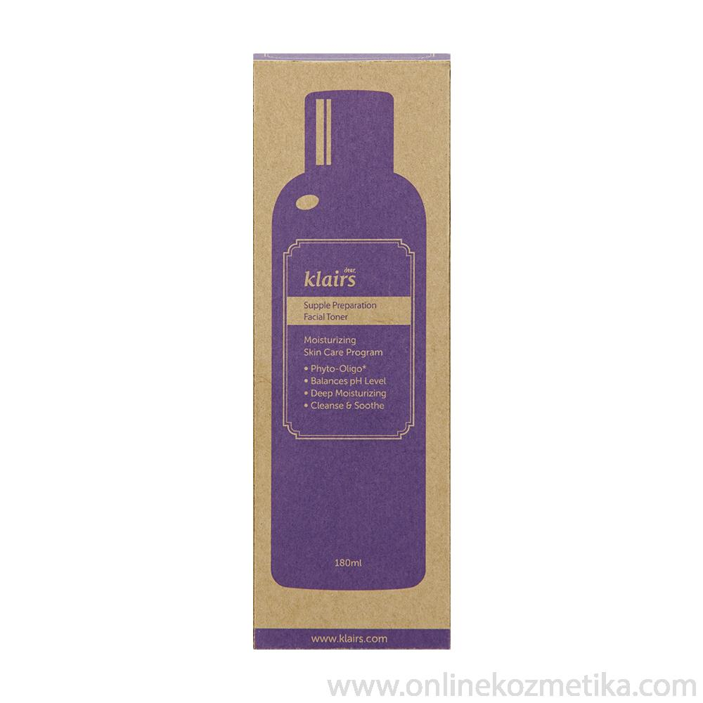 KLAIRS Supple Preparation Facial Toner 180ml