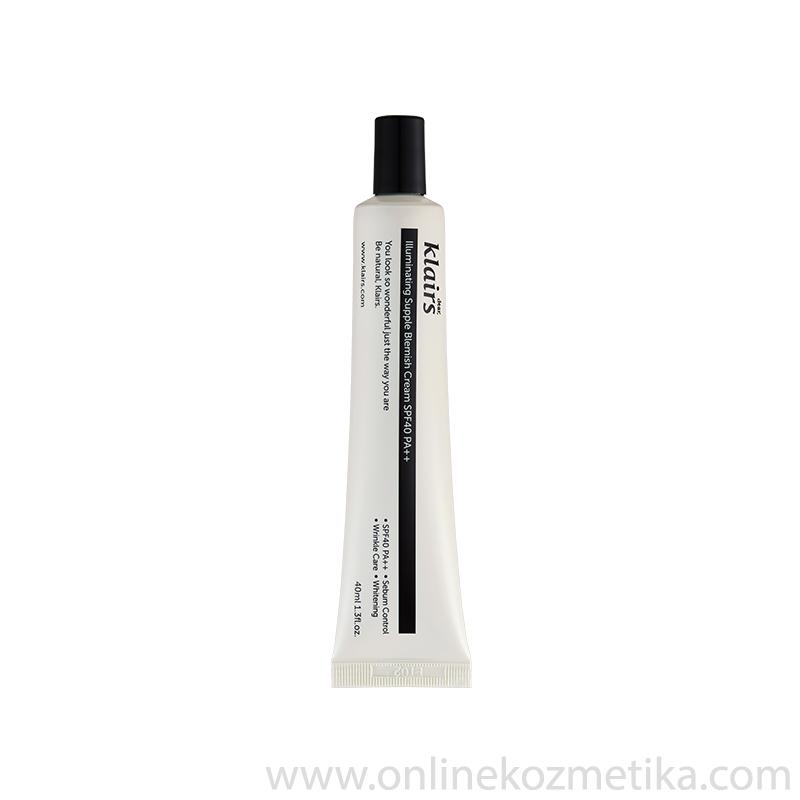 KLAIRS Illuminating Supple Blemish Cream 40ml