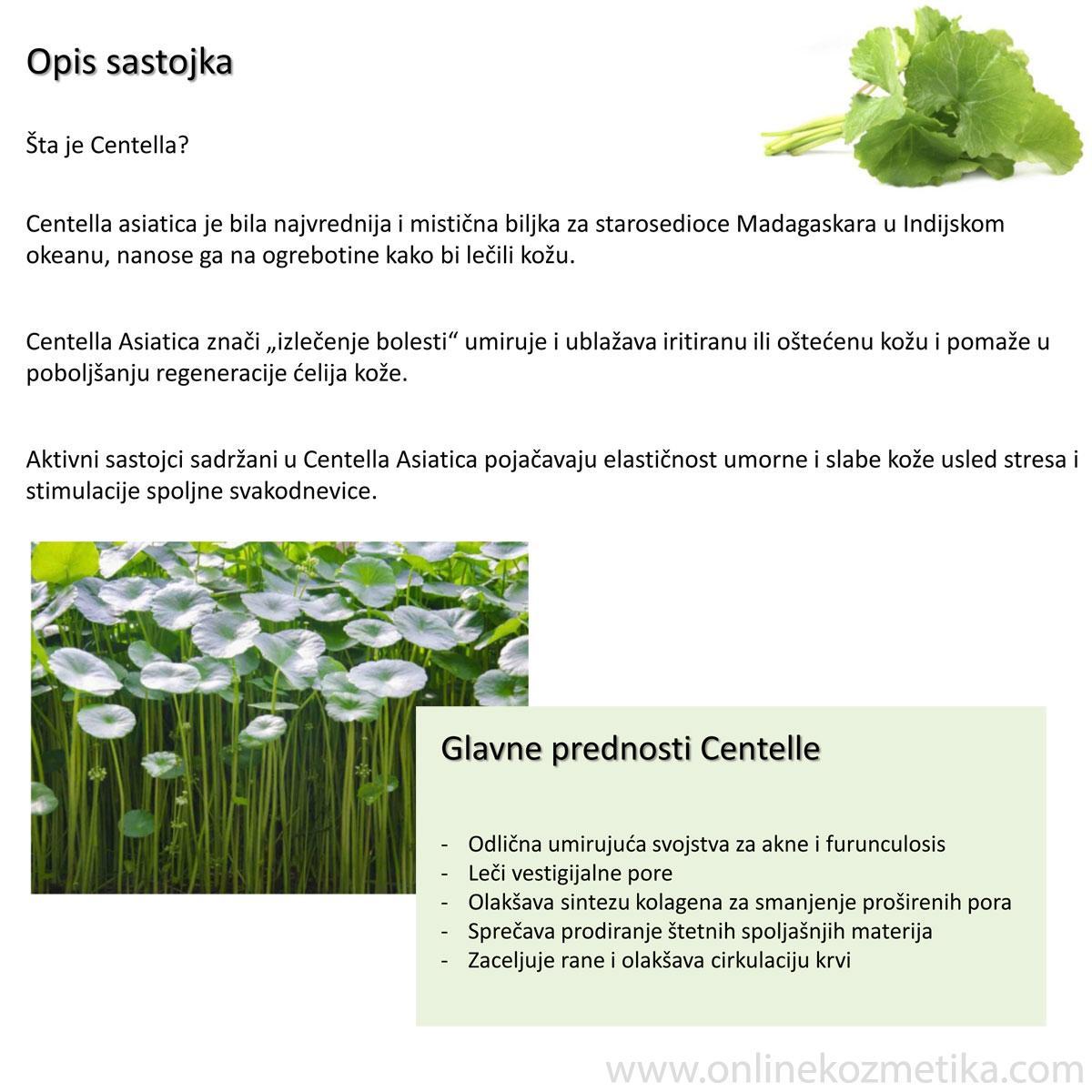 Pureheals Centella 70 Cream 50ml