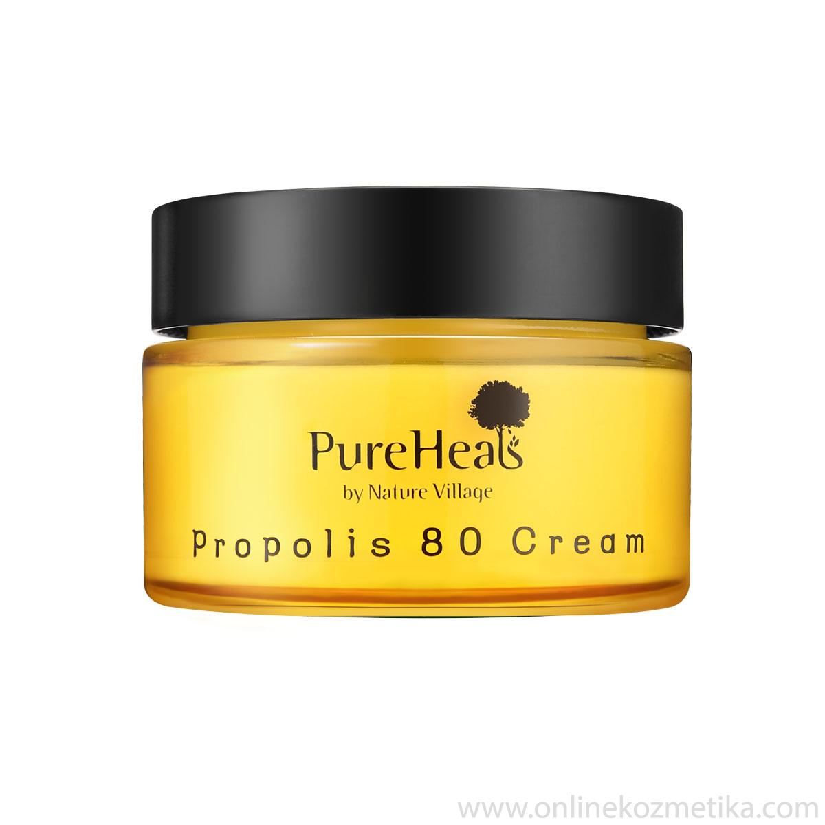 Pureheals Propolis 80 Cream 50gr