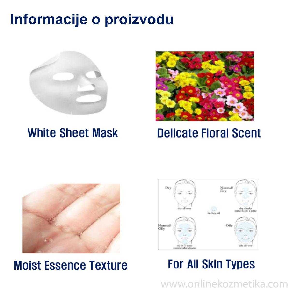 CLIV Ultra B5 Moisture Mask 30gr