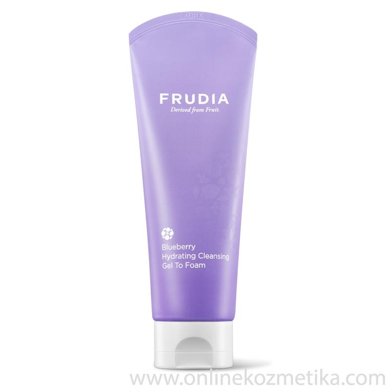 Frudia Blueberry Hydrating Cleansing Gel To Foam 145ml
