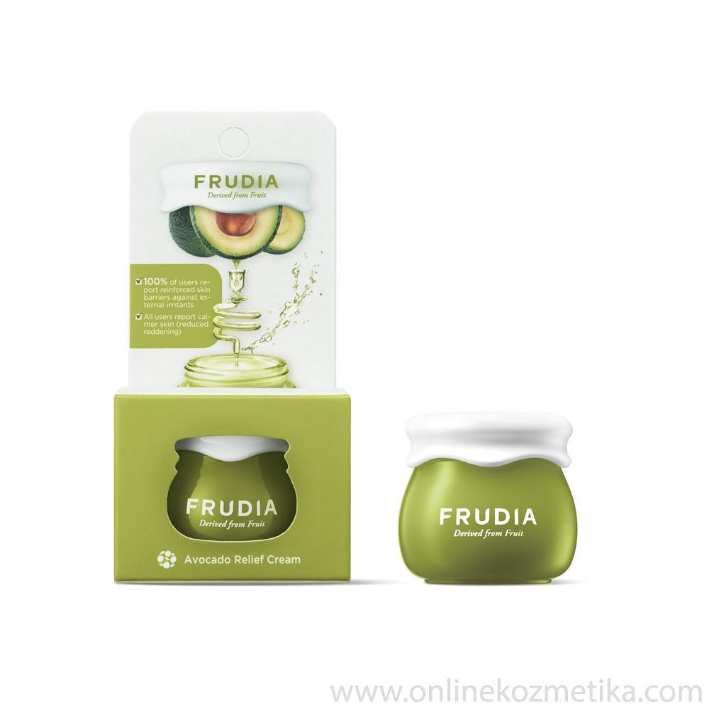 Frudia Avocado Relief Cream Jar 10gr