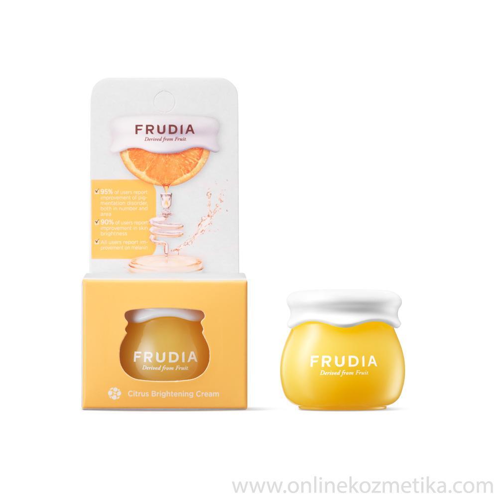 Frudia Citrus Brighteningl Cream Jar 10gr